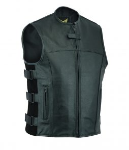 SWAT Leather Vest